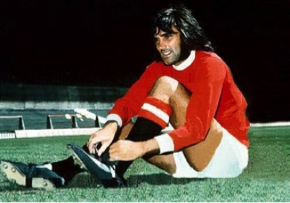 newest 72708 94337 Official Manchester United Supporters Club Pune | George Best